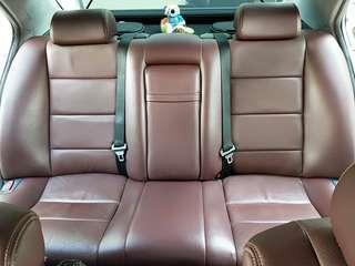 E34 BMW seats 1989 model