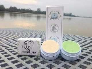 White Horse Gluta Skincare