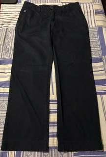 MEN'S: Springfield Dark Blue Casual Pants