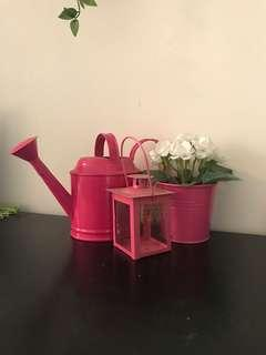 Pink Decor for home