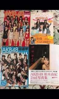 Akb48 寫真 柏木由紀 渡辺麻友 大島優子 前田敦子 高橋南
