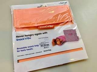 全新!Snack'n'Go Eco bag #newbieJan19