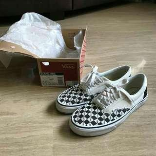 Vans Era Checkerboard Chill Vibes