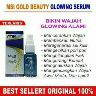 Serum Glowing MSI