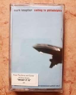 Mark Knopfler - Sailing To Philadephia 📼 New/Sealed