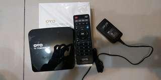 🚚 OVO 電視盒