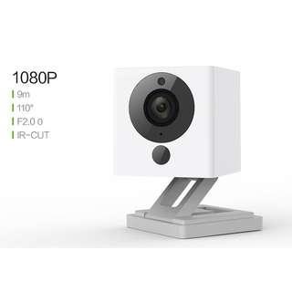 Xiaomi Mijia Xiao Fang Small Square Camera 1080p Xiaofang WiFi ANTS Night Vision