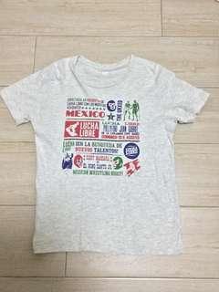 購自日本專門店(90%新)Design T-shirt's Store graniph