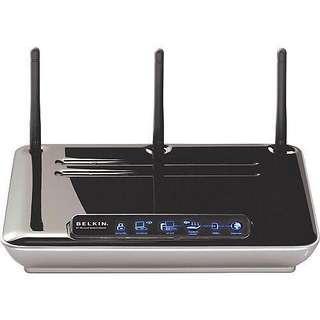 Belkin N1 Wireless Modem Router