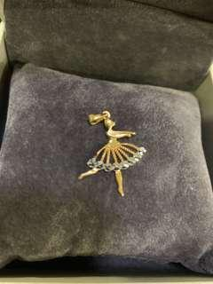 🚚 916 Gold Pendant