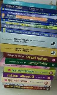 Astrology books in hindi