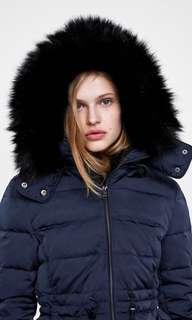 ZARA Puffer Winter Down Jacket