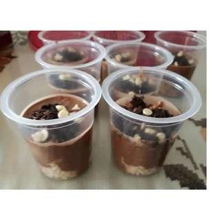 Choco Jar Murah Tempahan utk majlis2! Murah2 rm1.5 per jar
