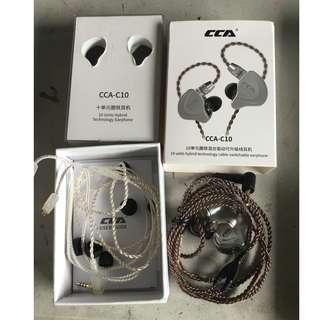 cca c10 + KZ spc cable