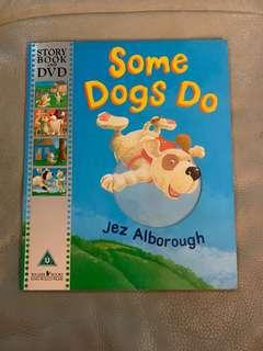🚚 Some Dogs Do story book and DVD