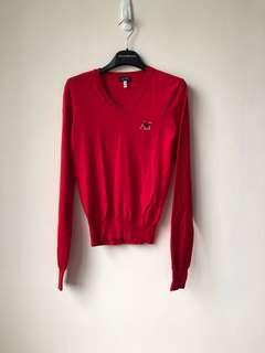 Armani Jeans sweater . Suitable for air conditioned  environment
