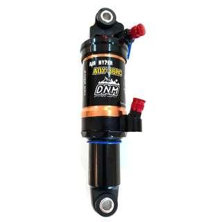 DNM AOY-36RC Rear Shocks Rebound Alloy High Pressure Air Suspension 165mm x 24mm for Escooters / Bicycles