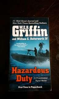 Hazardous Duty by W.E.B. Griffin and William E. Butterwprth IV