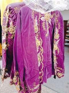 Baju Kostum Kahwin