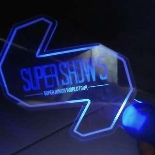 LIGHTSTICK SUPER JUNIOR HQ