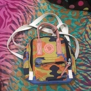 Acne Studios x Kanken Micro Sling Bag Camo