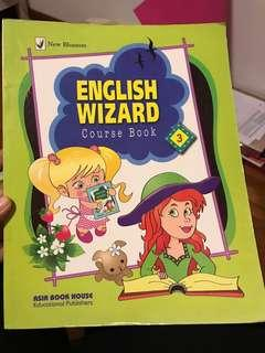 🚚 English Wizard Textbook for Comprehension for Lower Primary