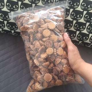 Meringue chocolate 450pcs