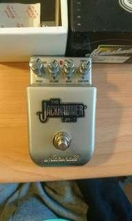 🚚 近全新 電吉他 Marshall 效果器 JH-1 The Jack hammer