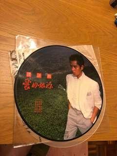 黑膠唱片圖案