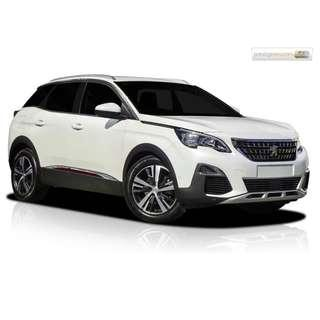NEW CAR PEUGEOT 3008 SUV ALLURE 1.6A TURBO