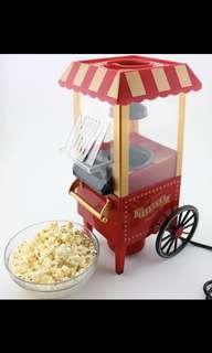 🚚 Funny Popcorn Maker