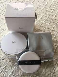 Missha Magic Cushion Cover Spf 50+