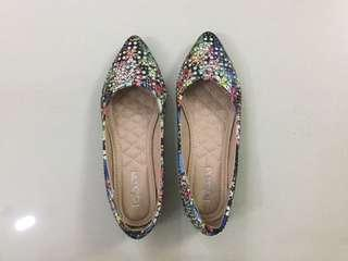 Figliarina Pointed Doll Shoes