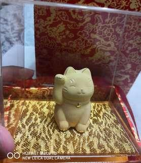 Real✨gold-PLATED Lucky Cat 🐈
