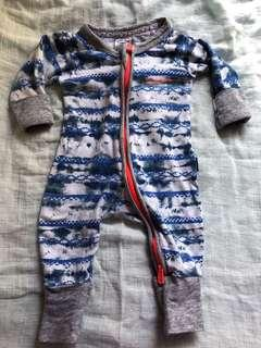 Bonds wondersuit sleepsuit