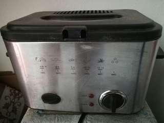 Mini Electric Fryer