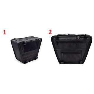 Fiido Bag(2 types: Velcro Side(1) or Zip Side Pockets(2) ) for Escooters(Fiido)