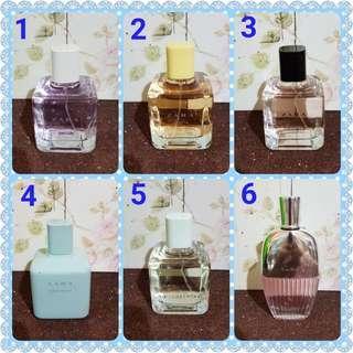 Ready Stok!! Parfum zara woman