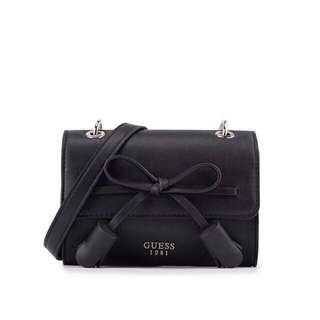 Guess Mini Slingbag In Black