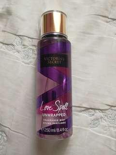 Victoria's Secret in Love Spell