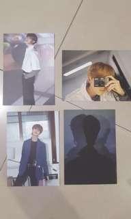 [WTT/WTS] Seventeen Director's Cut Album Postcards