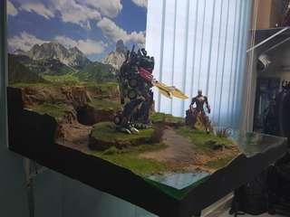 Diorama 1/6 (sold)