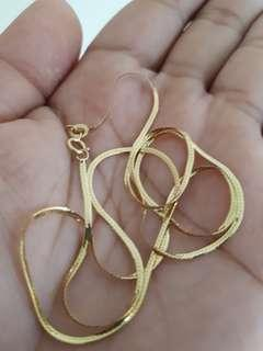 18carat necklace chain
