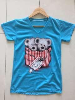 #MRTSengkang #homerefresh30 Bear T-shirt