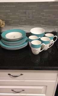 Kate Spade dinner ware
