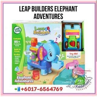 Leap Builders Elephant Adventures