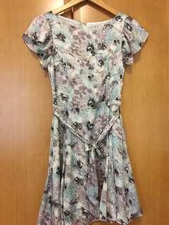 🚚 Floral Skater Dress