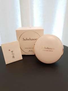 Sulwhasoo Perfecting Cushion SPF50 PA+++ No.21
