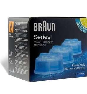 Braun Clean & Renew refill