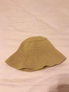 🚚 芥黃色漁夫帽